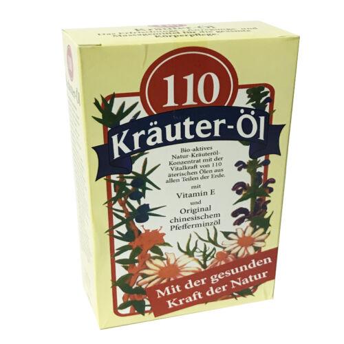 110 KRAUTER-ÖL OLAJ