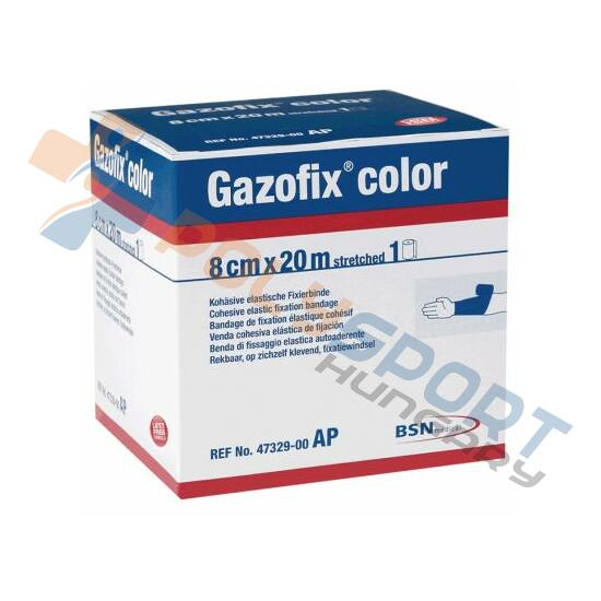 BSN GAZOFIX COLOR BLUE 8CM