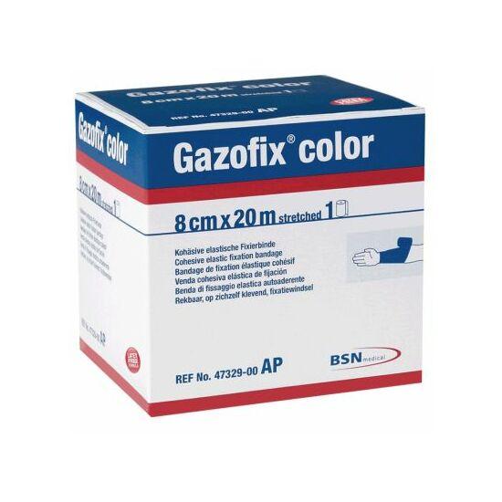 BSN GAZOFIX COLOR BLUE 8CM